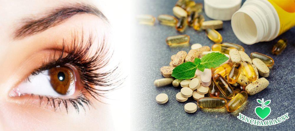 4 Nhóm dưỡng chất quan trọng nhất của thuốc bổ mắt (viên sáng mắt)